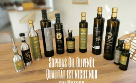 Sophias Oil